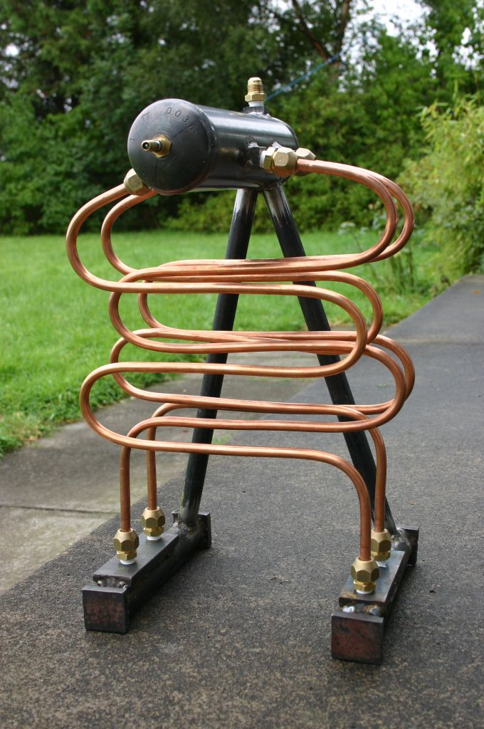 Roberts Steam Boiler