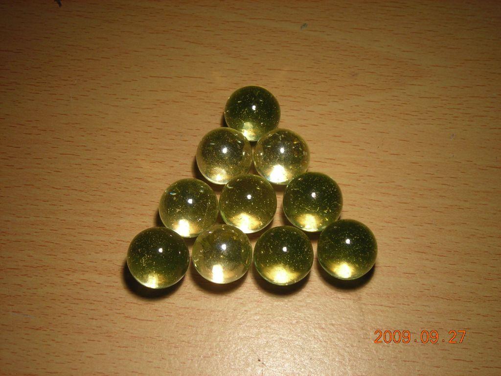 Uranium Marbles