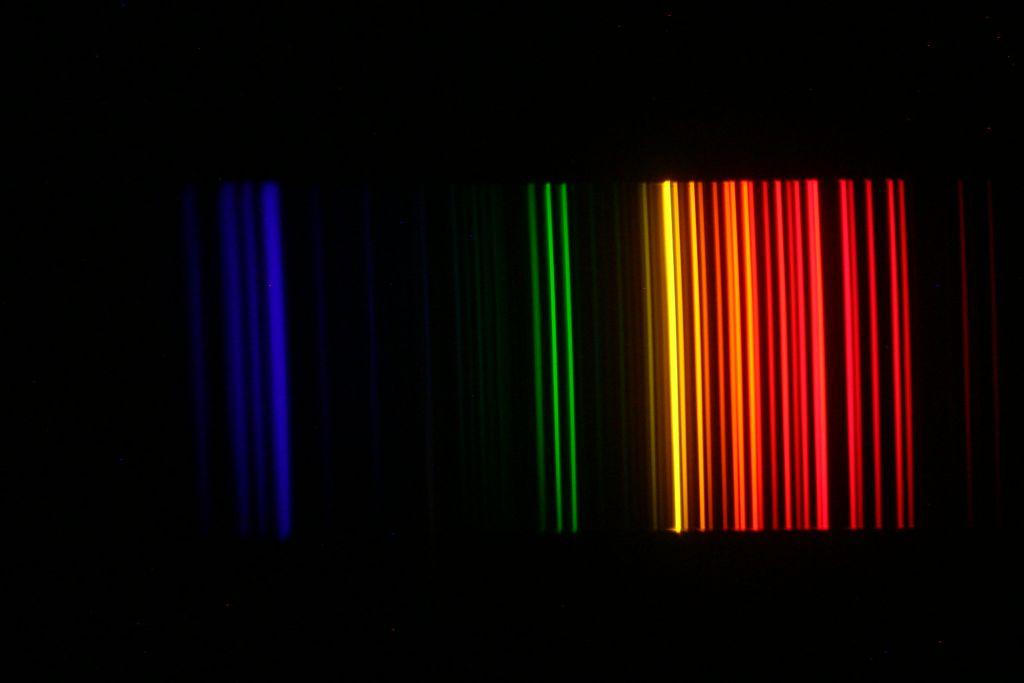 Digital Camera Spectroscope
