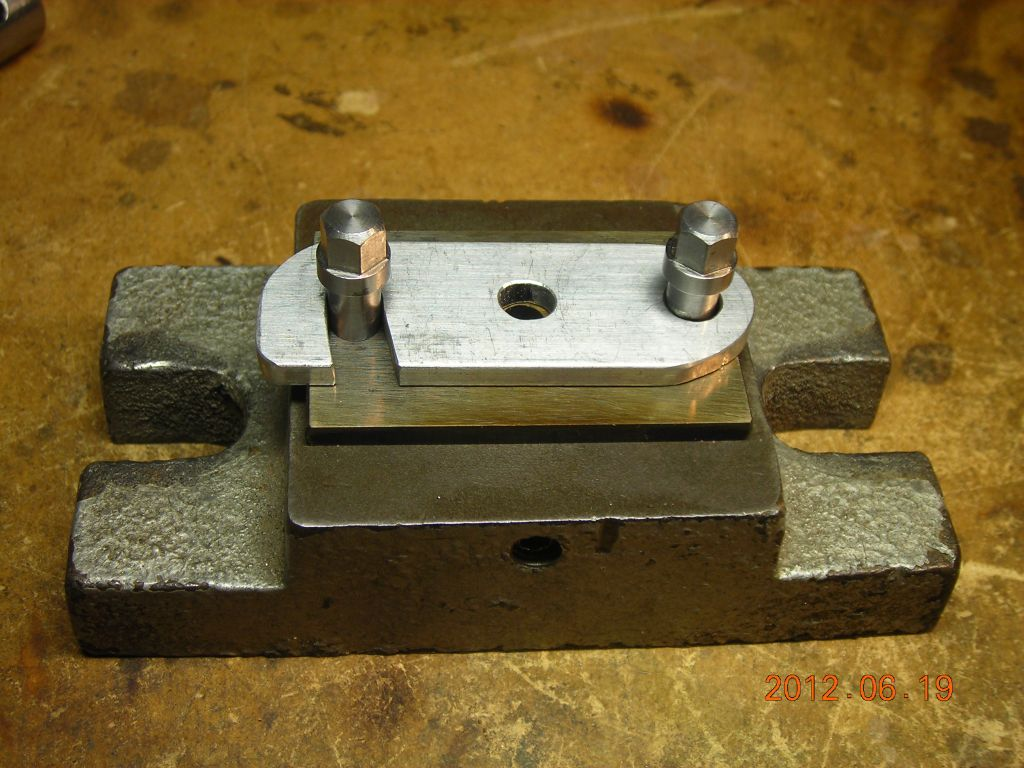 Punch And Die Set For Washers
