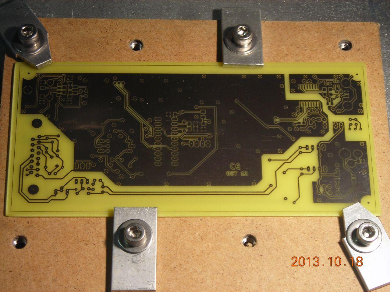 Cnc Printed Circuit Board Pcb Drilling Machine By Rey15315